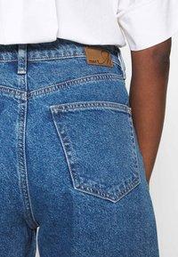 Mavi - LOLA - Straight leg jeans - dark blue denim - 5