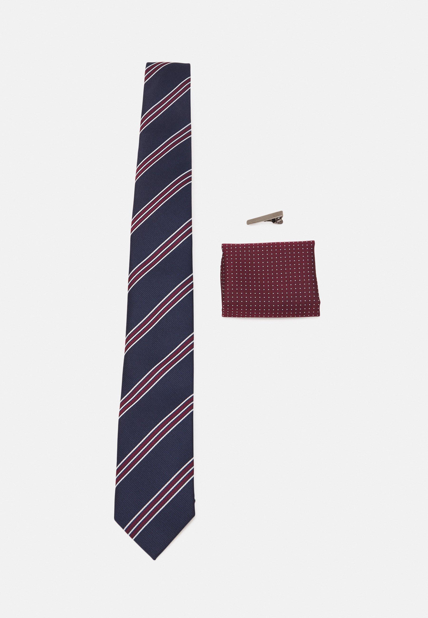 Uomo SLHHENRY TIE GIFTBOX SET - Cravatta