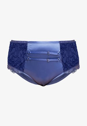 ANNIE BRIEF - Trusser - blue
