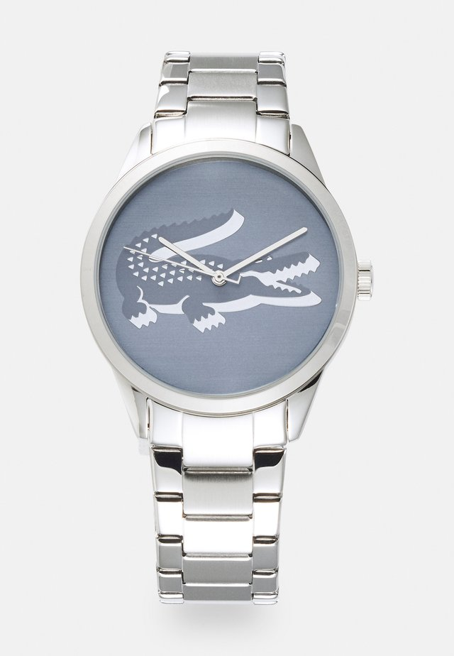 LADYCROC - Montre - silver-coloured/blue