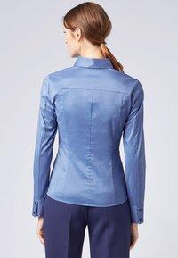BOSS - BASHINA - Button-down blouse - blue - 2