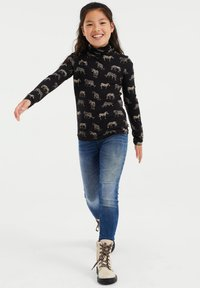 WE Fashion - Longsleeve - black - 0