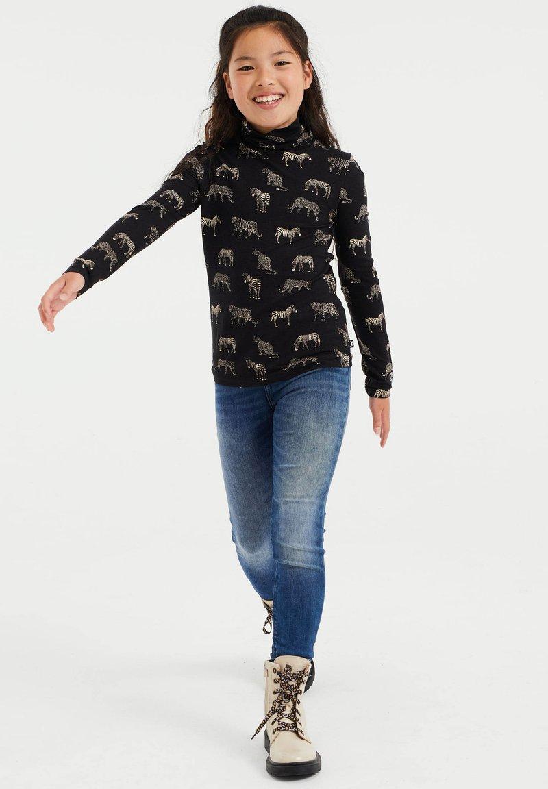 WE Fashion - Longsleeve - black