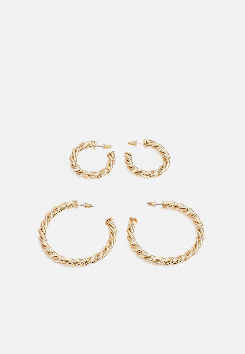 ALDO - ADERIMA 2 PACK - Earrings - gold-coloured
