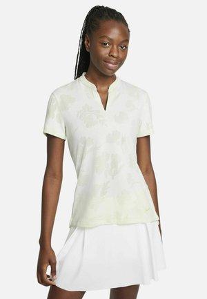 Print T-shirt - white/lime ice/light lemon twist