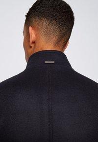 BOSS - Classic coat - dark blue - 5