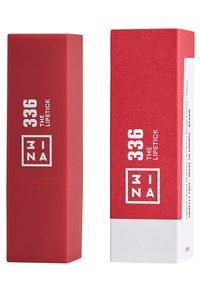 3ina - THE LIPSTICK - Lipstick - 336 the darkest pink - 1