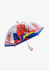 Spiderman - Umbrella - mehrfarbig - 0