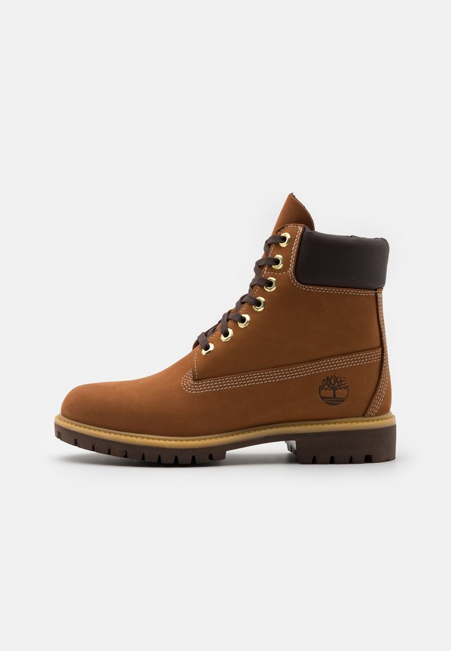 "6"" PREMIUM - Winter boots - rust/mid brown"