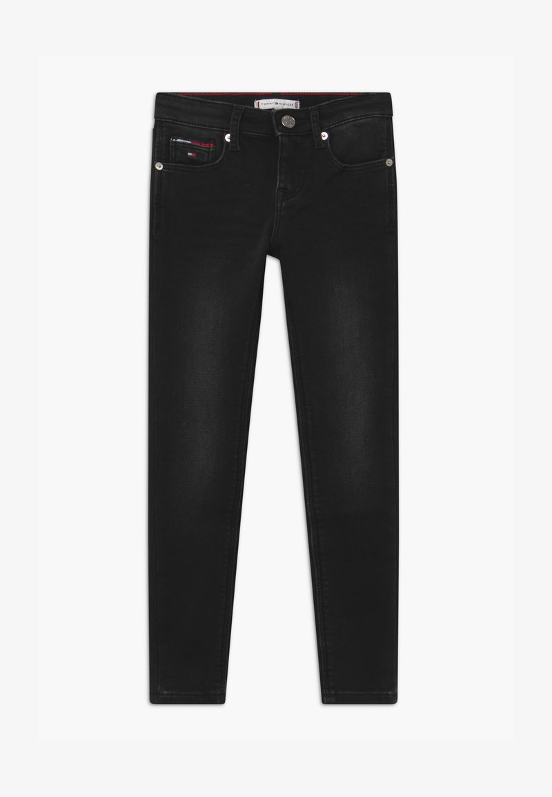 Tommy Hilfiger - NORA SKINNY - Jeans Skinny Fit - black denim