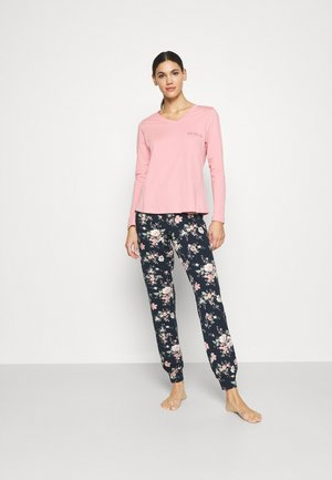 ONLBELLA NIGHTWEAR SET - Pijama - blush/night sky