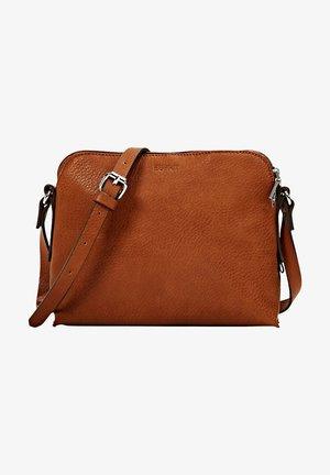 Schoudertas - rust brown