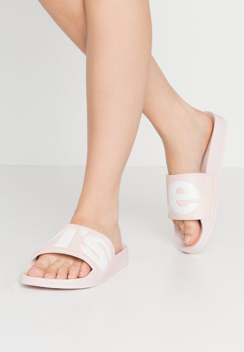 Levi's® - JUNE  - Mules - light pink