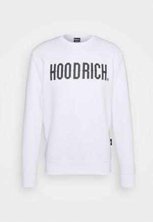 Sweatshirt - white/shadow