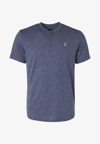 Basic T-shirt - indigo blue