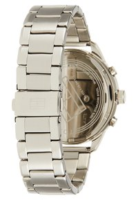 Tommy Hilfiger - CASUAL CHASE - Cronógrafo - silver-coloured/black - 2