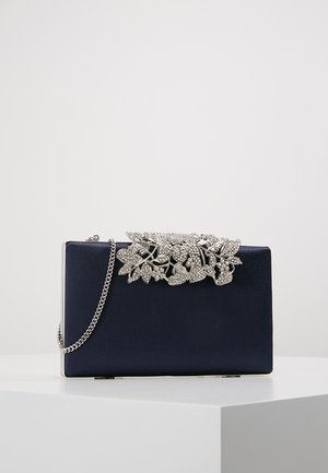 CHARLOTTE EMBELLISHED - Clutches - navy