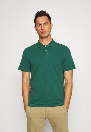PAPLO - Poloshirt - mallard green