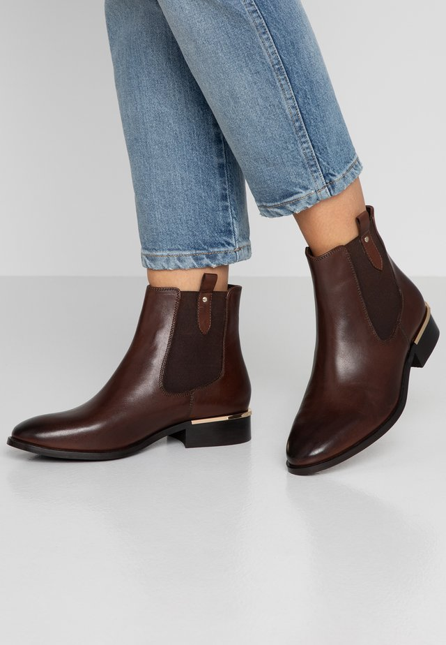 Ankelboots - brown
