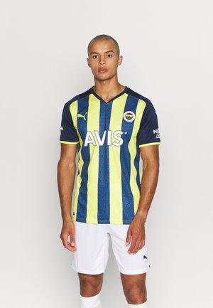 FENERBAHÇE ISTANBUL HOME REPLICA - Club wear - blazing yellow/medieval blue