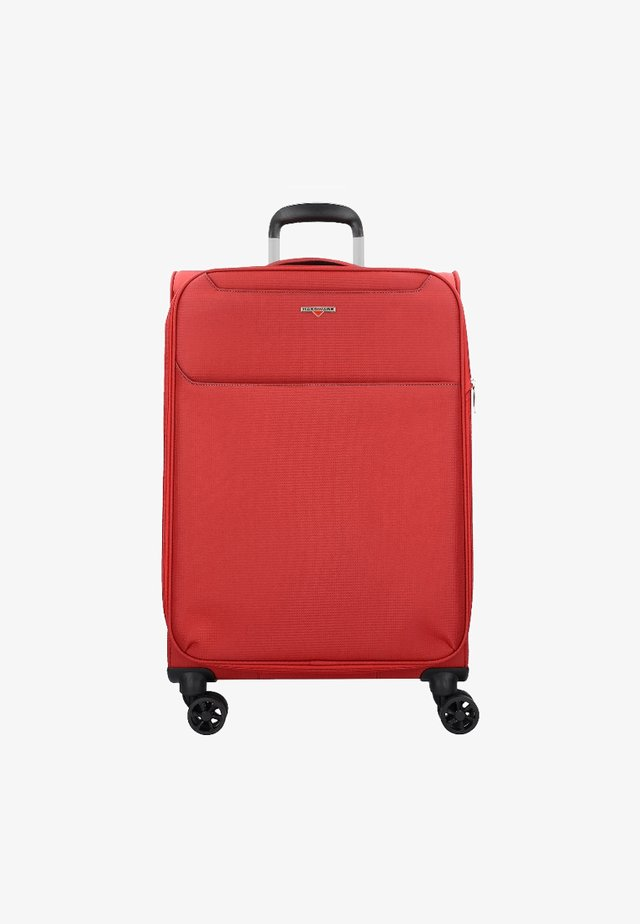 XLIGHT - Wheeled suitcase - wine red