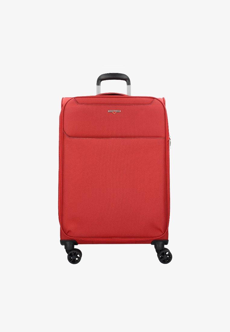 Hardware - XLIGHT - Wheeled suitcase - wine red