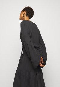 By Malene Birger - FRILLA - Maxi dress - black - 3
