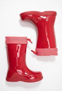 IGOR - PIPO NAUTICO UNISEX - Botas de agua - rojo/red - 0