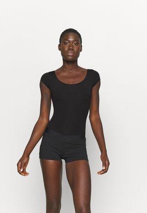 BETRI - trikot na gymnastiku - black
