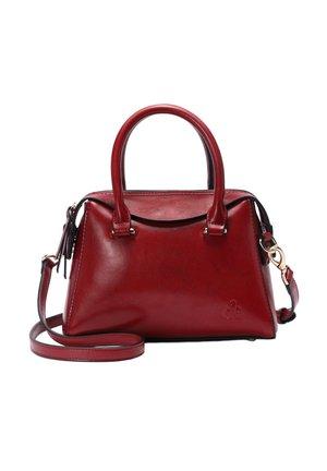 ARIEL - Håndtasker - weinrot