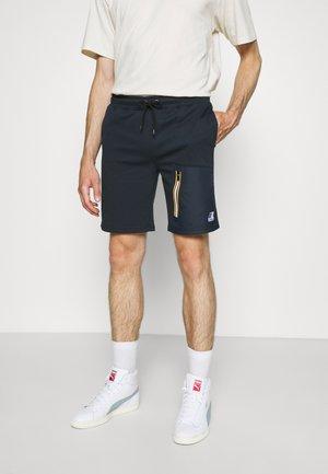 LE VARI GONTRAND UNISEX - Teplákové kalhoty - blue depht