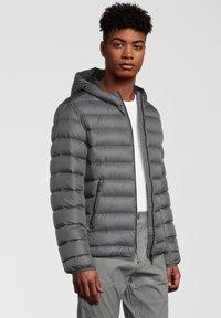 Colmar Originals - KAPUZE - Down jacket - grey - 2