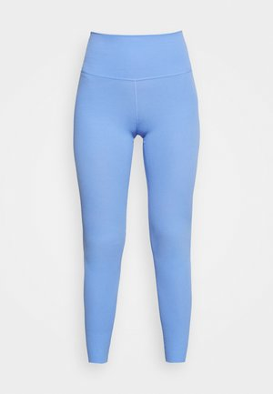 THE YOGA LUXE 7/8 - Tights - royal pulse/aluminum