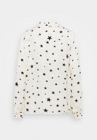 Fabienne Chapot - GARDEN CATO BLOUSE - Blouse - warm white/black - 7