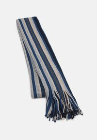 Burton Menswear London - RASCHEL - Scarf - navy - 0