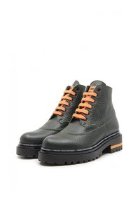 DOMBERS - LIMITLESS - Bottines à lacets - verde oscuro - 3