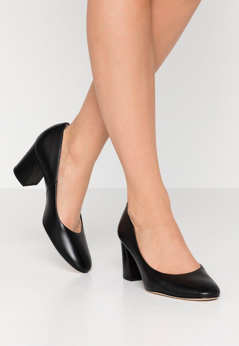 Högl - Classic heels - schwarz