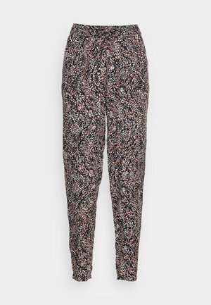Pantalon classique - black all over