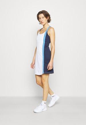 DRESS ELIZABETH - Sports dress - white