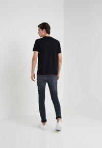 Emporio Armani - 2 PACK - Basic T-shirt - black - 2