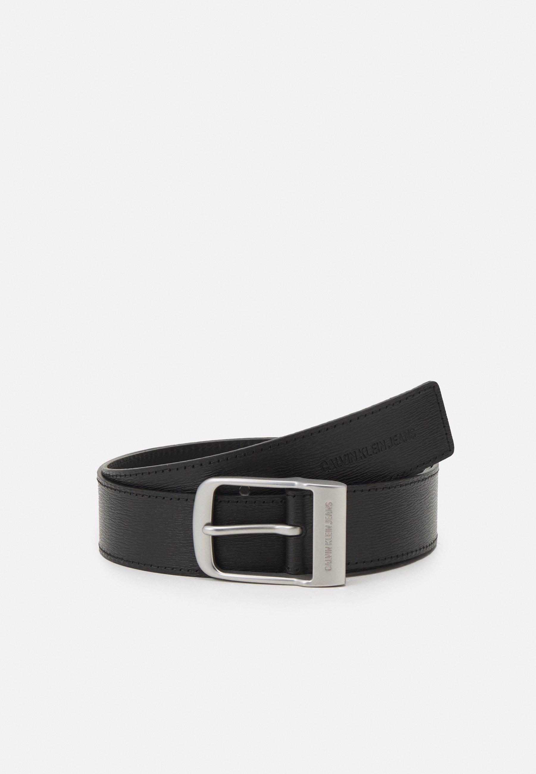 Men CLASSIC SQUARE PIN BELT - Belt