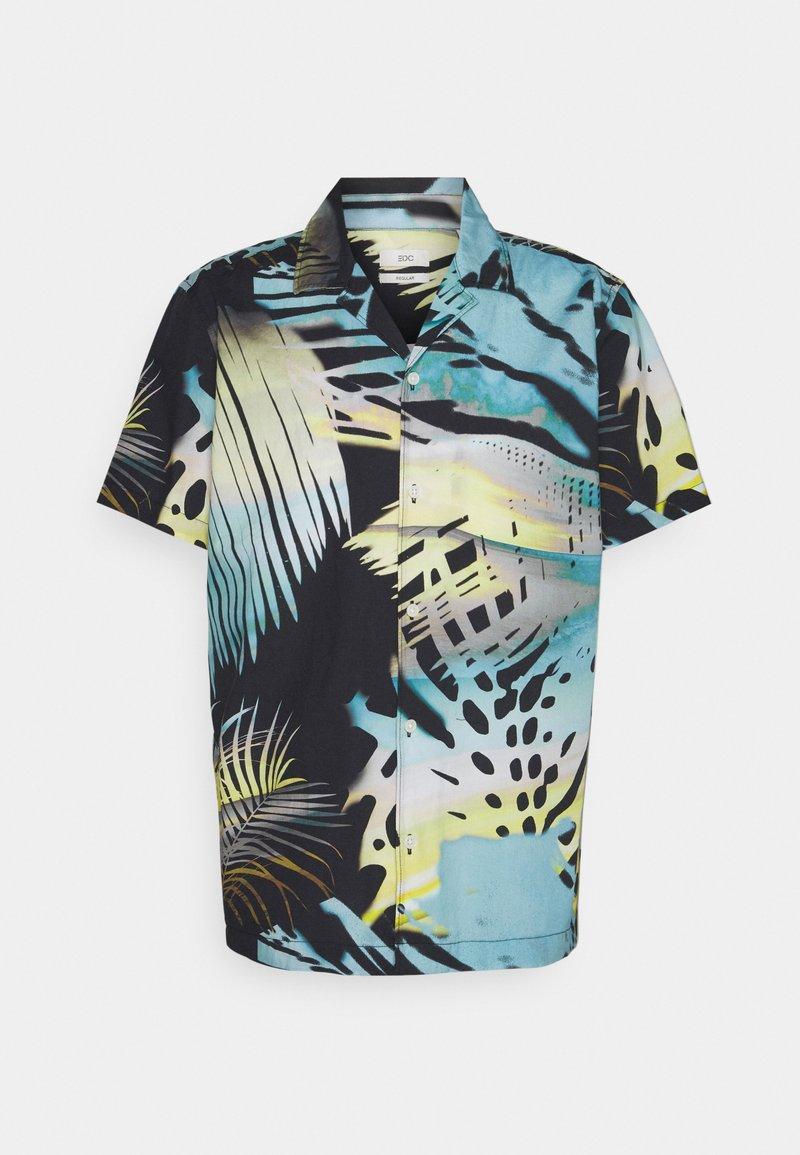 edc by Esprit - ETHNO - Shirt - navy