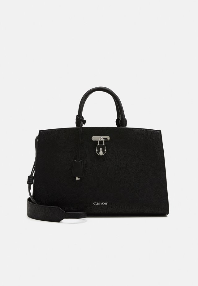 BUSINESS TOTE - Mallette - black