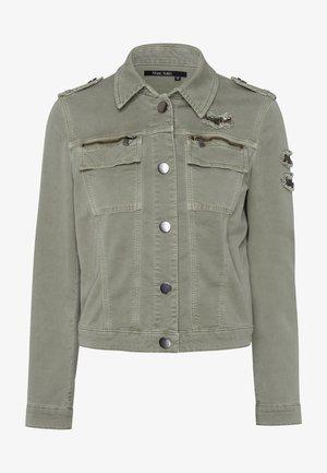 Denim jacket - salvia varied