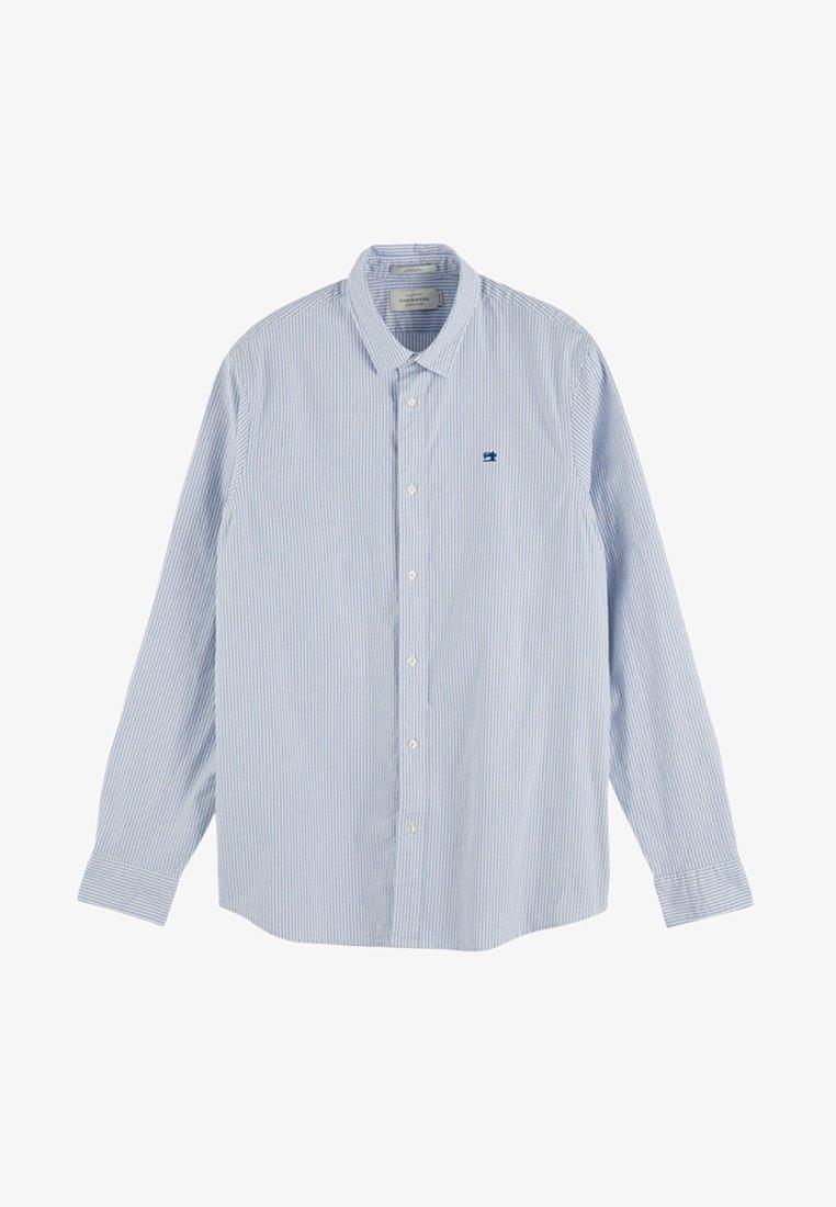 Scotch & Soda - CLASSIC OXFORD - Shirt - light blue