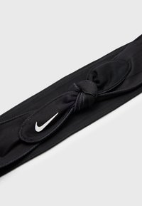 Nike Performance - HEAD TIE SKINNY UNISEX - Jiné doplňky - black/white - 2