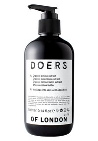 Doers of London - BODY LOTION - Balsam - - - 1