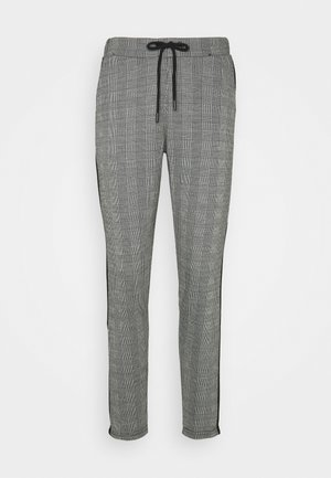 KASANNE PANTS - Trousers - grey