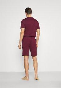 Pier One - Pyjama set - bordeaux - 4