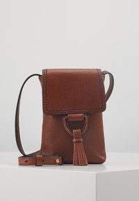 Fossil - BOBBIE - Across body bag - brown - 0